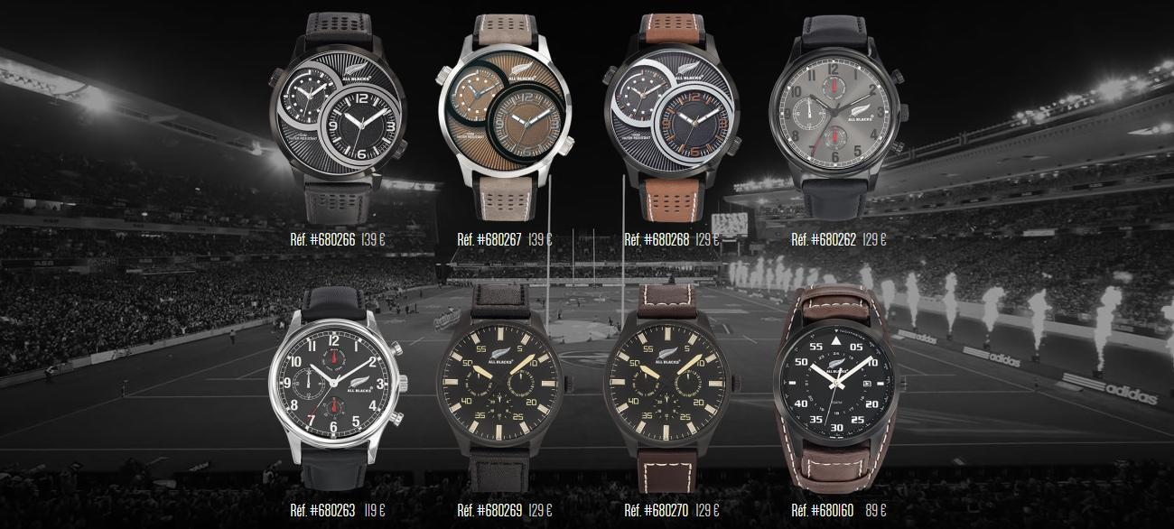 Reloj All Back del modelo Auckland en Relojes Especiales Web